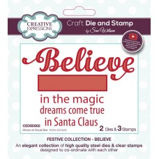 Sue Wilson - 2020 Festive Collection – Believe