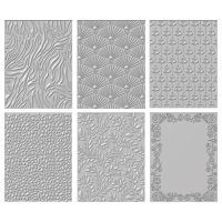 January Collection - 3D Embossing Folder Bundle