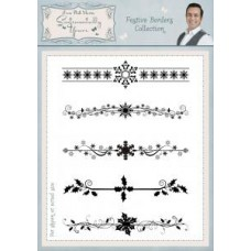 Festive Borders Clear Stamp Set
