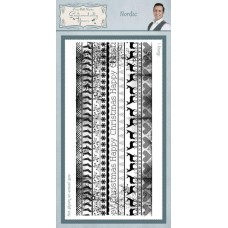 DL Rubber Stamp - Nordic