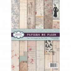 Sam Poole - Papiers de Paris A4 Paper Pad