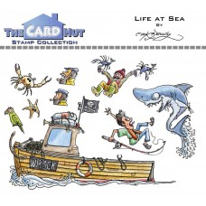Life At Sea Stamp