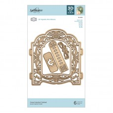Spellbinders Shapeabilities - Grand Vaulted Cabinet Etched Dies - DISPATCHING WEDNESDAY 15th JANUARY