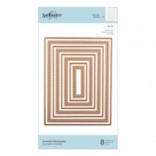 Spellbinders Essential - Rectangles Die