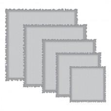 Spellbinders Die Vintage Stitched Squares