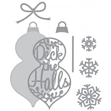 Spellbinder Die - Deck The Halls