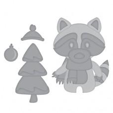 Spellbinder Die - Christmas Bandit