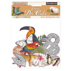 Stamperia - Amazonia - Clear Die Cuts