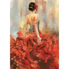 Stamperia - Andalusia - A4 Rice Paper - Carmen