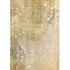 Stamperia - Andalusia - A4 Rice Paper - Texture