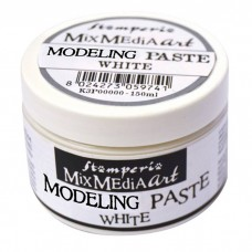 Stamperia - Modelling Paste - White