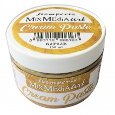 Stamperia - Cream Paste - Metallic Gold