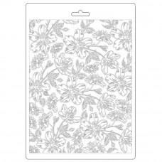 Stamperia - Atelier Des Arts - A5 Soft Mould - Van Gogh Blossoms