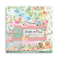 Stamperia - Circle Of Love - 8x8 Scrapbooking Paper Pad