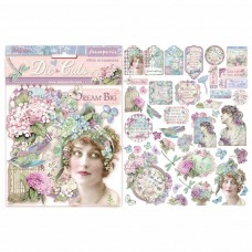 Stamperia - Hortensia - Assorted Die Cuts
