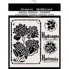Stamperia - Hortensia - Thick Stencil Hortensia Frames