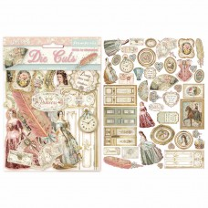 Stamperia - Princess - Assorted Die Cuts