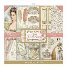 Stamperia - Princess - Scrapbooking Pad 12x12