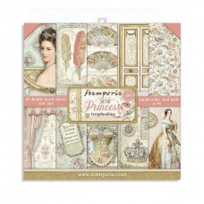 Stamperia - Princess - Mini Scrapbooking Pad