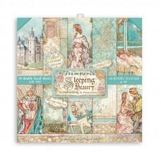 Stamperia - Sleeping Beauty - Scrapbooking Pad - 12x12