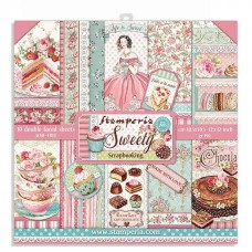 Stamperia - Sweety - 12X12 Scrapbooking Pad