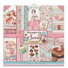 Stamperia - Sweety - 12X12 Scrapbooking Pad