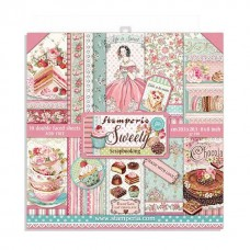Stamperia - Sweety - Mini Scrapbooking Pad