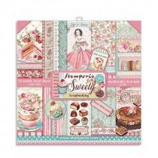 Stamperia - Sweety - Mini Scrapbooking Pad