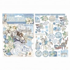 Stamperia Assorted Die Cuts – Winter Tales