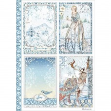 Stamperia - A4 Rice - Paper Cards
