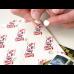 10mm X 2mm Thick - Circle Craft Foam Pads