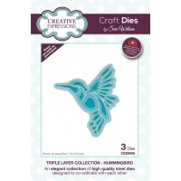 Triple Layer Collection - Hummingbird