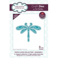 Triple Layer Collection - Dragonfly - PRE ORDER