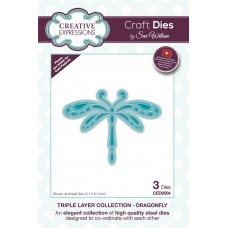 Triple Layer Collection - Dragonfly