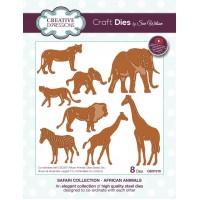 October Collection - Safari - African Animals