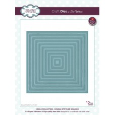 October Collection - Noble Double Stitched Squares