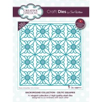 October Collection - Celtic Squares