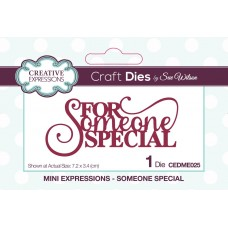 October Collection - Mini Expressions - Someone Special