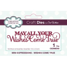 Mini Expressions - Wishes Come True