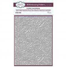 Creative Expressions - 3D Embossing Folder - Floral Daydream