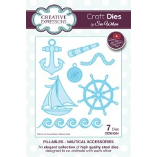 Fillables - Nautical Accessories Die