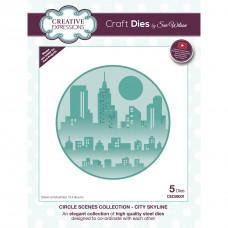 Sue Wilson - Circle Scenes City Skyline Craft Die