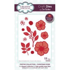 Festive Collection - Christmas Rose