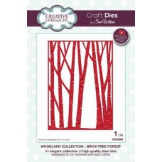 Woodland Collection - Birch Tree Forest
