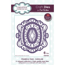 Frames & Tags - Caroline