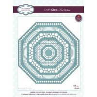 Noble - Classic Adorned Octagon