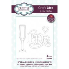 Special Occasion Collection - Champagne Flute