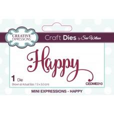 Mini Expressions - Happy