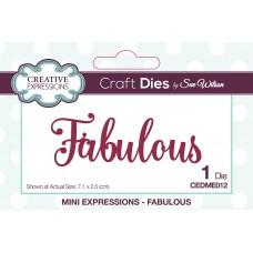 Mini Expressions - Fabulous