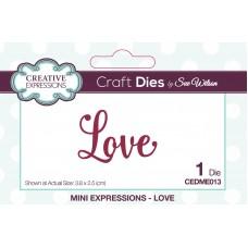 Mini Expressions - Love